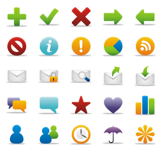 ikony zdarma ke stažení