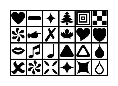 Základní tvary (Basic Shapes)