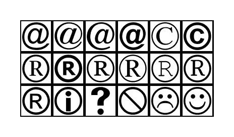 Symboly (Symbol Shapes)