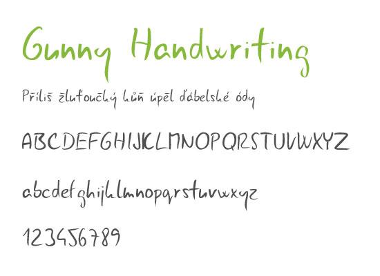 Desyrel -nejstahovanější font za červen - české fonty zdarma ke stažení