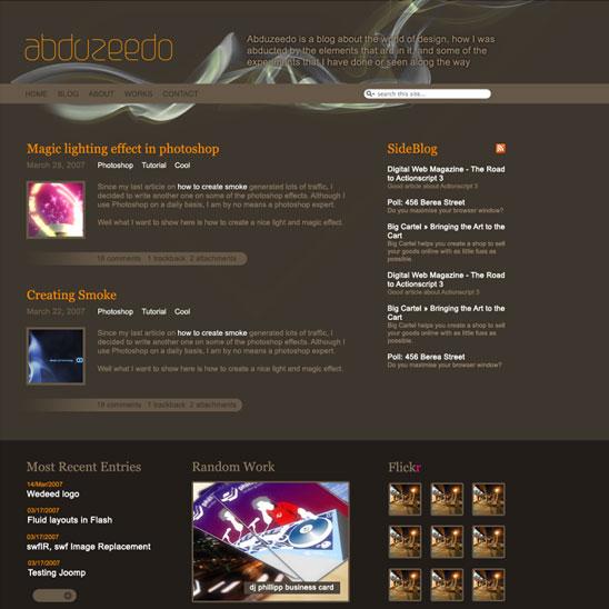 Wordpress Theme zdarma ke stažení