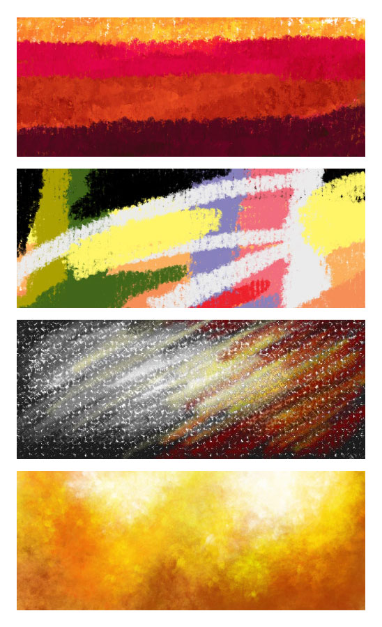 Photoshop brushes - štětce