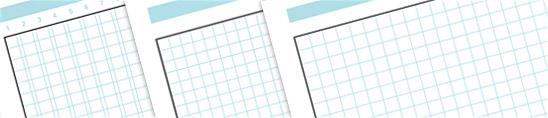 Milimetrový papír v PDF nejen pro webdesignéry